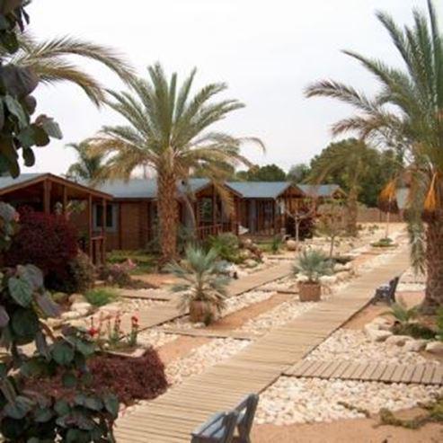 פנינה במדבר - מתחם הצימרים - Pnina BaMidbar - Zimmer complex