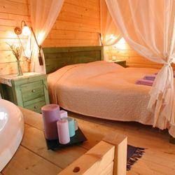 פנינה במדבר - חדר שינה זוגי - Pnina BaMidbar - Double bedroom