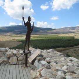 תל חצור - Tel Hatzor