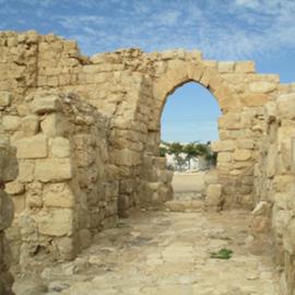 מנזר אותימיוס - Euthymius Monastery