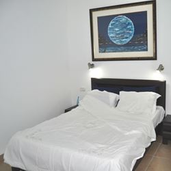 carmel center - חדר שינה