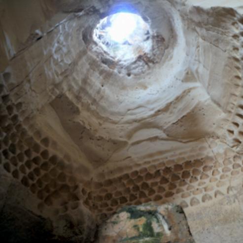 מערת לויז - Luzit Caves