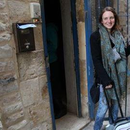 כניסה לאכסניית הרטייג' (מורשת) - Heritage Inn Entrance