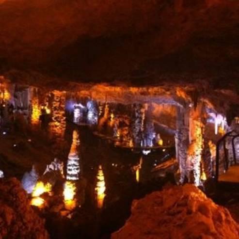 מערת הנטיפים - Stalactite cave