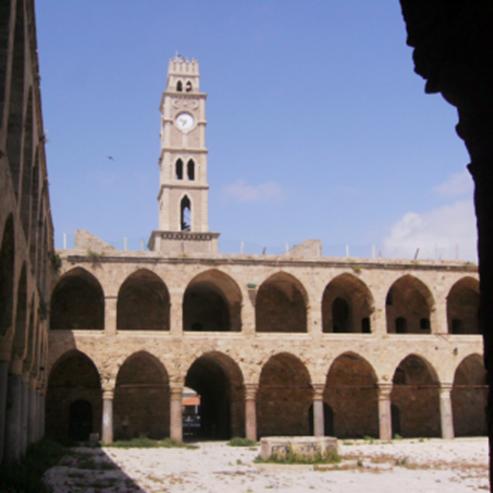המצודה ההוספיטלרית - The Hospitaller Fortress