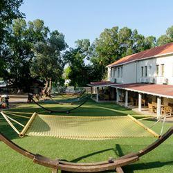 אכסניית אלפא אירוח - חצר - Alfa Hospitality Hostel - Courtyard