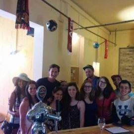 אורחים אכסניית מומוס -  Momo's Hostel guests