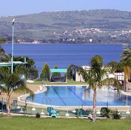 מלון מעגן עדן - בריכה - Maagan Eden Hotel - Pool