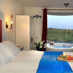 לב המקום של לאה- חדר שינה זוגי - Lev HaMakom Shel Lea - Double bedroom