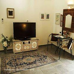 לב המקום של לאה- סלון - Lev HaMakom Shel Lea - Livingroom