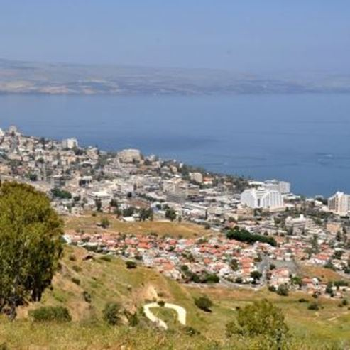 העיר טבריה - Tiberias