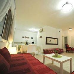וילה 1000 - סלון - Villa 1000 - Living room