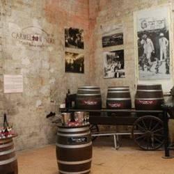 יקב כרמל - Carmel Winery