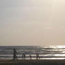 חוף הילדים ראשון - HaYeladim Rishon Beach