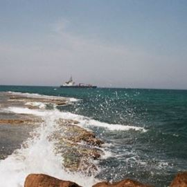 חוף חדרה - Hadera Beach