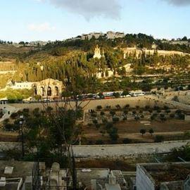 עמק קדרון - Kidron Valley