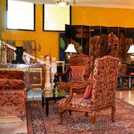 מלון פלאסיו דומיין - לובי - Palacio Domain Hotel - Lobby