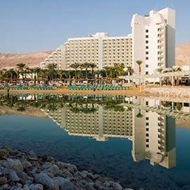 חוף לאונרדו קלאב ים המלח - Leonardo Club Dead Sea Beach