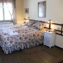 אירוח רוקנשטין - חדר שינה