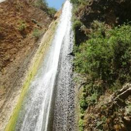 מפל תנור - Tanur Waterfall