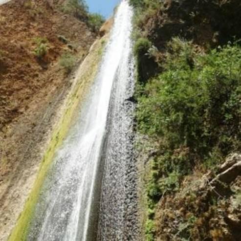 מפל תנור - Tanur Waterfall
