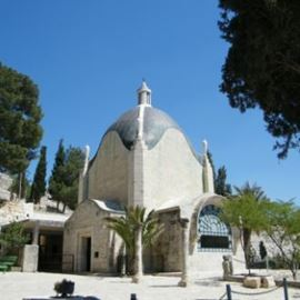 הכנסייה מבחוץ - Church from the outside