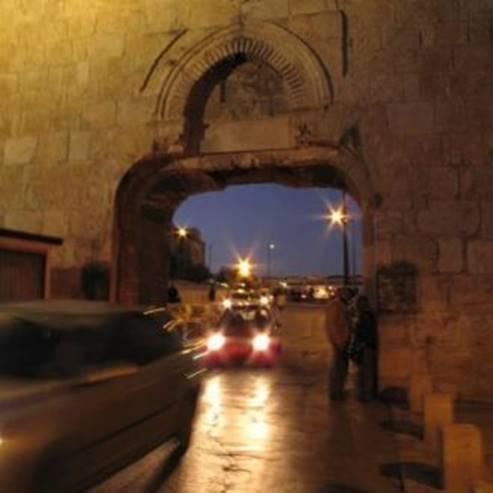 שער האשפות - Ha`ashpot Gate