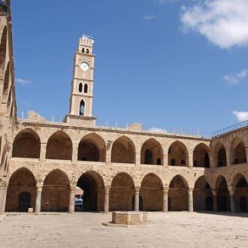ח'אן אל עומדאן - Khan al-Umdan