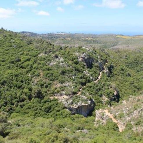 מצפור הצוק - HaTzuk Observation Point