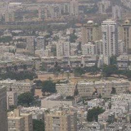 בניינים סביב כיכר המדינה - Buildings around Kikar Hamedina