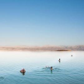 חוף הרודס ים המלח - Herods Dead Sea Beach