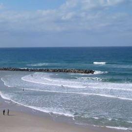 חוף הרצל נתניה - Herzel Netanya Beach