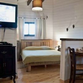 חדר הכולל מיטה זוגית - Room Features Double bed