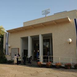 בית כנסת של הצימר - Zimmer's Synagogue