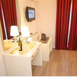 מלון טבר -חדר שינה - Tabar Hotel - Bedroom