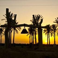 שקיעה במדבר - Sunset at the desert