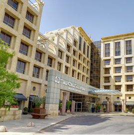 עץ הזית רויאל פלאזה - חזית - Olive Tree Royal Plaza - Front