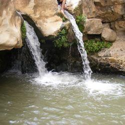 בריכה בנחל פרת - Nahal Parat Pool