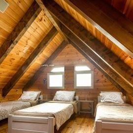 מיטות נפרדות בצימר - Separated beds in Zimmer