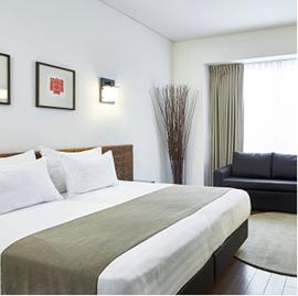 חדר מלון ויטל - Vital hotel room