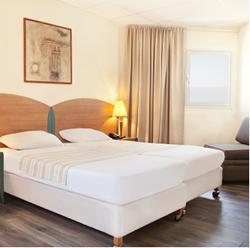 חדר שינה מלון ארקדיה - Bedroom Arcadia Hotel