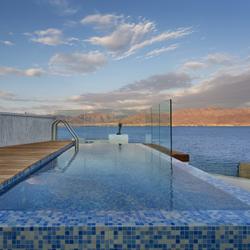 מלון אורכידאה הריף - בריכה - Riff Orchid Hotel - Pool