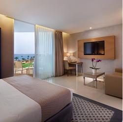 מלון אורכידאה הריף - חדר שינה - Riff Orhicd Hotel - Bedroom