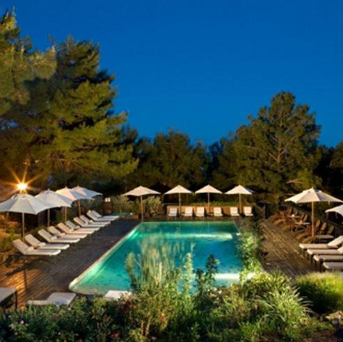 בריכת מלון בית בגליל - Hotel Pool Bait BaGalil