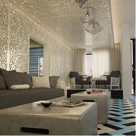 חלון סוליי - לובי - Soleil Hotel - Lobby