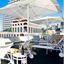 מרפסת  נוף - מלון בל - Balcony View - Bell Hotel