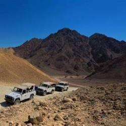 גיפים בערבה - Jeeps in the Arava