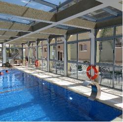 מלון רמון - בריכה - Ramon Hotel - Pool
