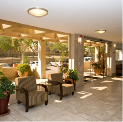 מלון רמון - לובי - Ramon Hotel - Lobby