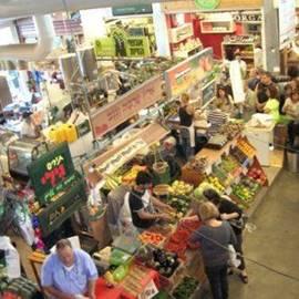 שוק הנמל - HaNamal Market